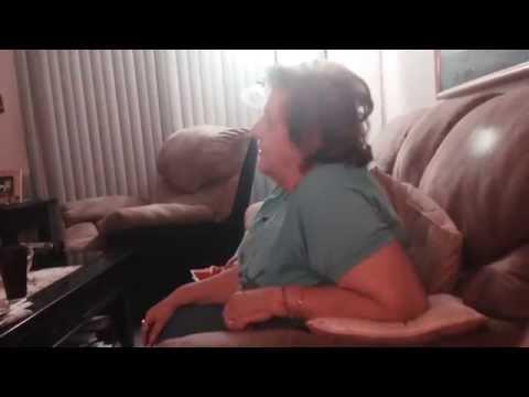 #1 Heat Fan Grandma - Heat v. Pacers - Game 4