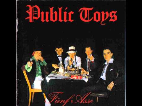 Public Toys - Goodbye To The Workers