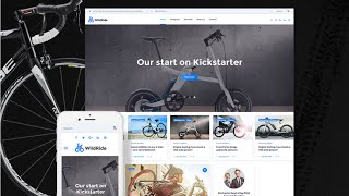 WildRide and Blogetti were designed in accordance with the best practices and guidelines from WordPress.org