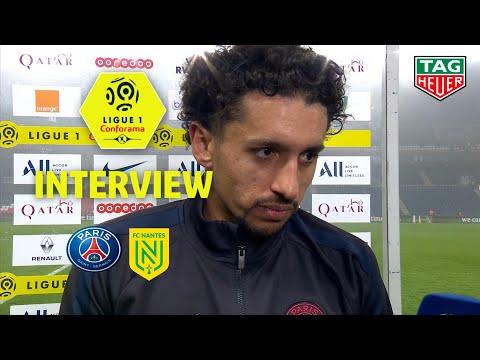 Interview de fin de match :Paris Saint-Germain - FC Nantes ( 2-0 ) / 2019-20