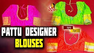 Latest Collection of Pattu Designer Blouses  Vanitha Fashion  Vanitha TVWatch Vanitha TV, the First Women Centric Channel in India by Rachana Television. Tune in for programs on infotainment, health and welfare of women, women power and women's fashion.For more latest updates: * Watch Vanitha TV Live : https://www.youtube.com/watch?v=G9aewDGtiek* Subscribe to Vanitha TV Channel: https://goo.gl/O9N2d1* Like us on Facebook: https://www.facebook.com/vanithatv