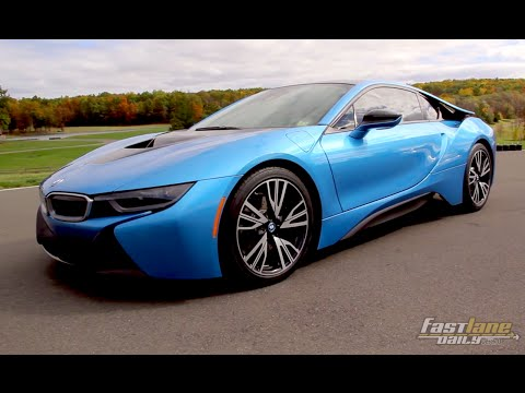 2015 BMW i8 Review – Fast Lane Daily