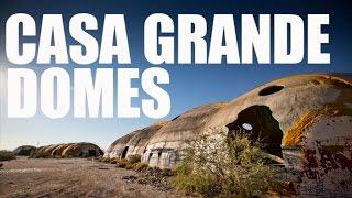 Casa Grande (AZ) United States  city photo : Abandoned USA - The 'Haunted' Domes of Casa Grande - Arizona USA