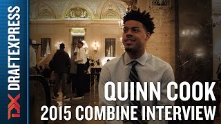 Quinn Cook 2015 NBA Draft Combine Interview