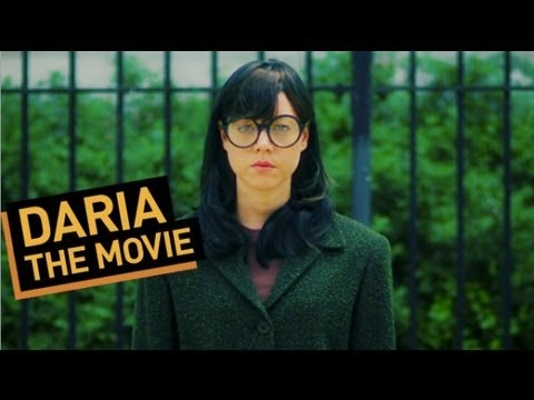 Daria Movie Trailer (with Aubrey Plaza)
