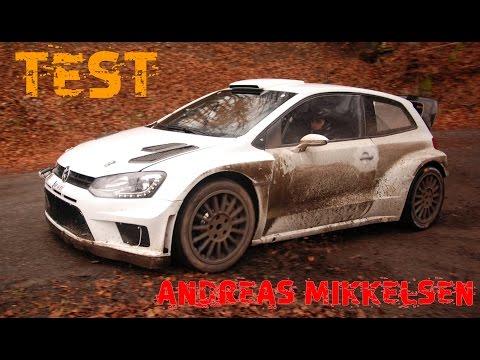 Vídeo test previos Andreas Mikkelsen WRC Monte-Carlo 2015