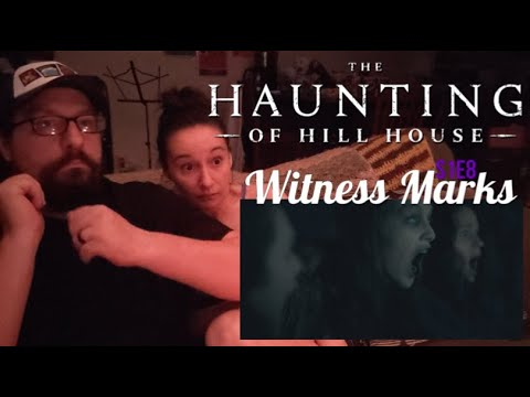The Haunting of Hill House REACTION 1x8: Witness Marks