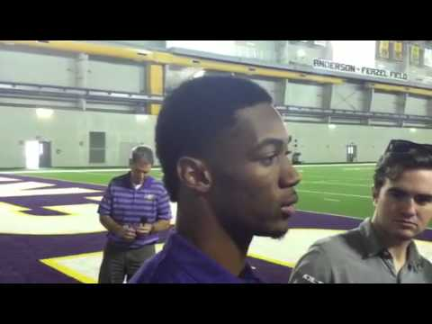 Jalen Mills Interview 11/20/2013 video.