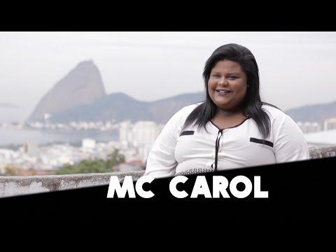 Funkeira Mc Carol fala sobre seu começo no funk, marido e sexo
