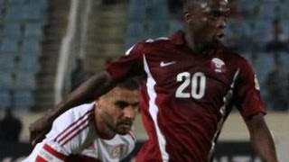 Lebanon Vs Qatar: 2014 FIFA World Cup Asian Qualifiers - (Final Rd, Match Day 1)