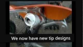 7. HR1 KTM 450 SX RIOT RACE EXHASUT