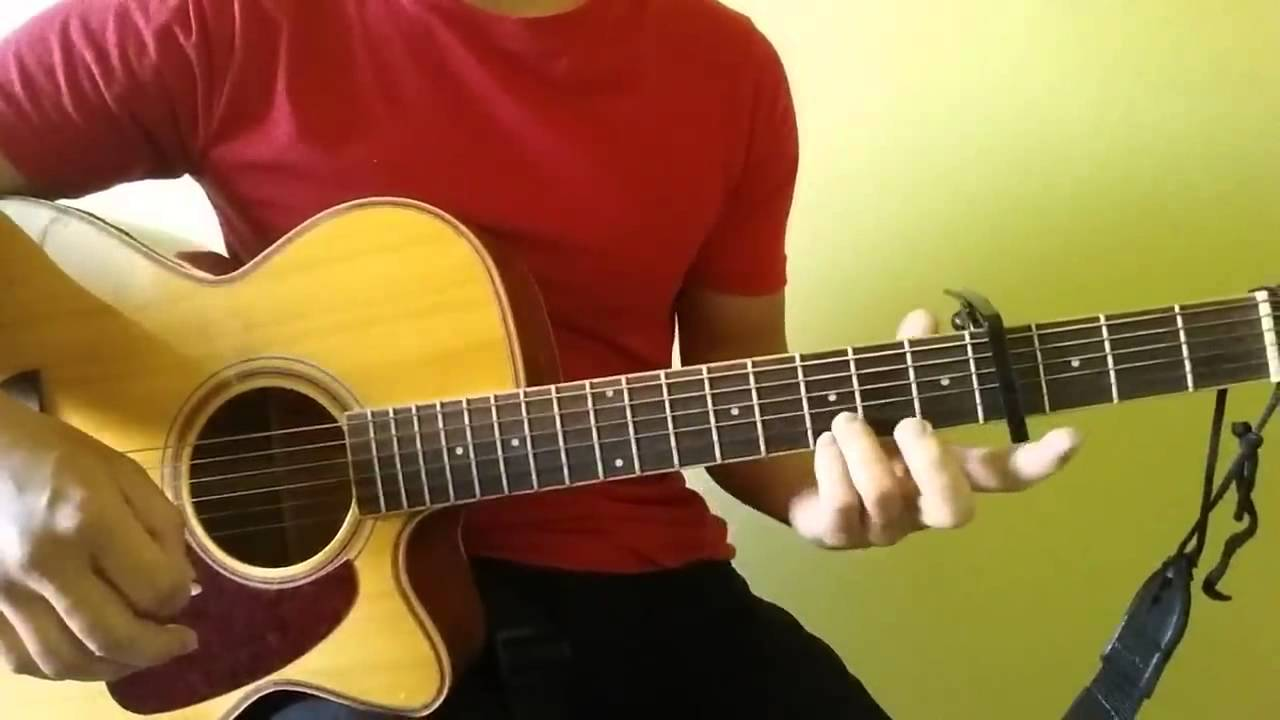 I'm Yours – Jason Mraz – Intro Strumming Beginner Guitar Tutorial