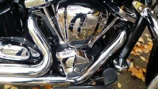 9. Kawasaki Vulcan 2000 Classic föttögés...
