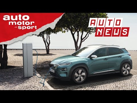 Hyundai Kona Elektro - Kompaktes SUV mit Strom - NE ...