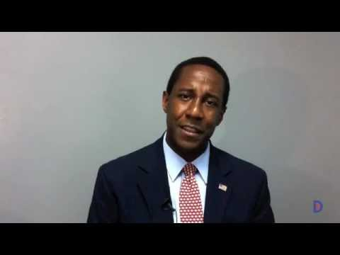Mayor Setti Warren, MA