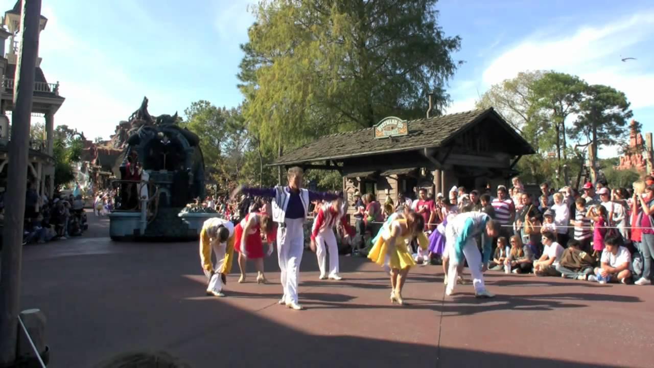Celebrate a Dream Come True parade - opening day