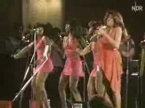 tina turner - - body beautiful