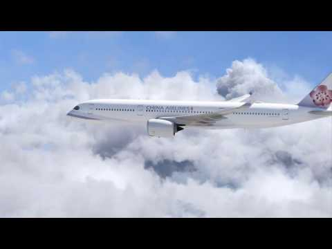 搭華航直飛歐洲!新一代A350客艙搶鮮看 【可樂旅遊】