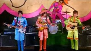 The Beatles vídeo clipe Hello Goodbye
