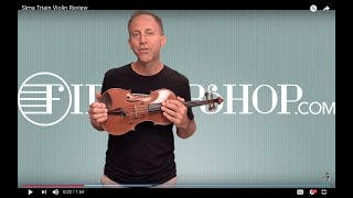 Sima Triain Violin Review
