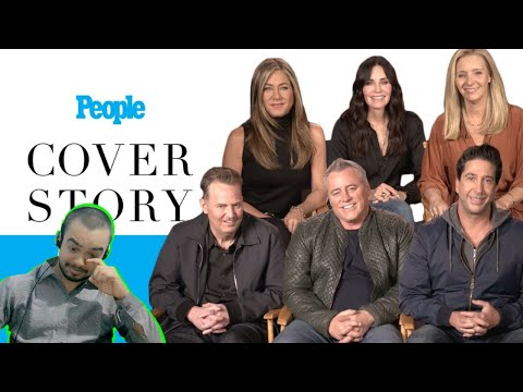 """Friends' Reunion Exclusive: Cast Reflects on Beloved Show Before """"Emotional"""" Special   REACTION 😱"""