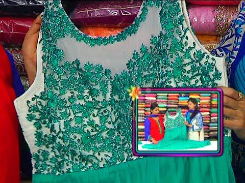 Designer Collection of Readymade Dresses and Kurtis | Sogasu Chuda Tarama | Vanitha TV 22 November 2015 03 56 PM