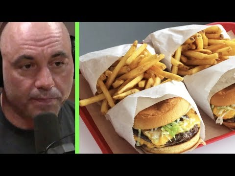 Joe Rogan | People Are Dependent On Cheap, Unhealthy Food