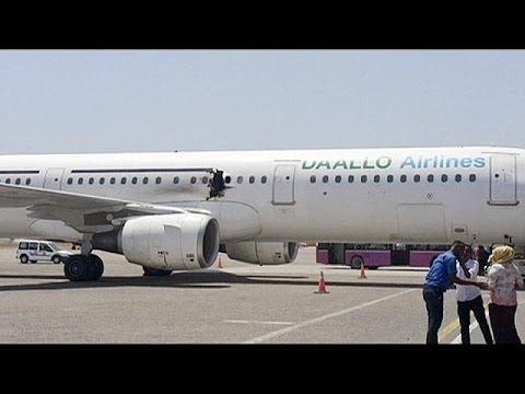 Σομαλία: Σε αεροσκάφος της Turkish Airlines στόχευε ο βομβιστής αυτοκτονίας