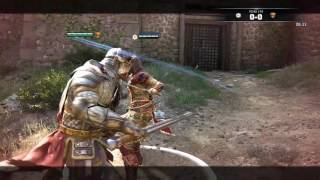 "For Honor Beginner Howto practise the game. ""Hidden"" tut + better duel practise game"