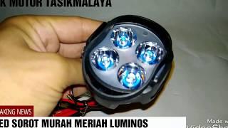 Video JANGAN DILIHAT REVIEW LAMPU LED SOROT MURAH MERIAH LUMINOS MP3, 3GP, MP4, WEBM, AVI, FLV Juli 2018
