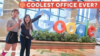 Video Coolest Office Ever? (Google Office Tour) - Hype Hunt: EP18 MP3, 3GP, MP4, WEBM, AVI, FLV Agustus 2018