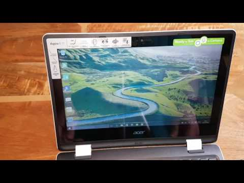 , title : 'Acer Aspire R 11 Convertible Laptop Review with Touchscreen'