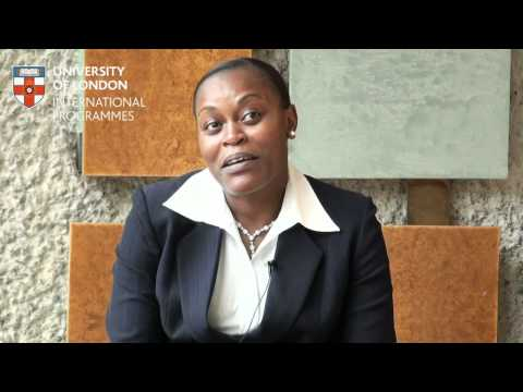 Okeyo - Jacqueline Okeyo took time out from the graduation to speak to us about her experiences studying with the University of London International Programmes. She ...