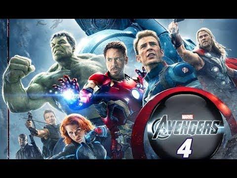 Avengers 4 Endgame (2019) | Official Full Movie Trailer | Hindi & English | 720p & 1080p (Marvel)