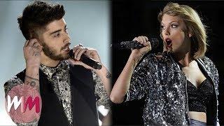 Video Top 10 Taylor Swift Collaborations MP3, 3GP, MP4, WEBM, AVI, FLV Juni 2018