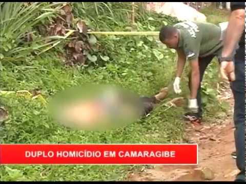 [RONDA GERAL] Duplo homicídio em Camaragibe
