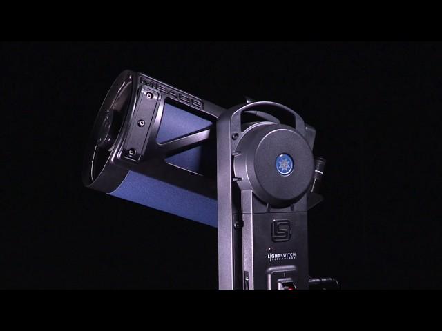 "Meade 8"" ACF Light Switch Computerized Telescope - 0810-03-10"