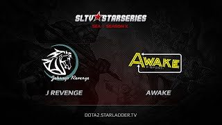 Johnny+4 vs Awake, game 1