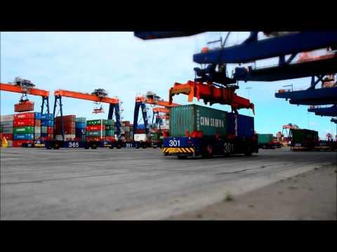 PSA: Autonome Hafenvehikel in Singapur