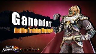 Ganondorf Amiibo Training Montage