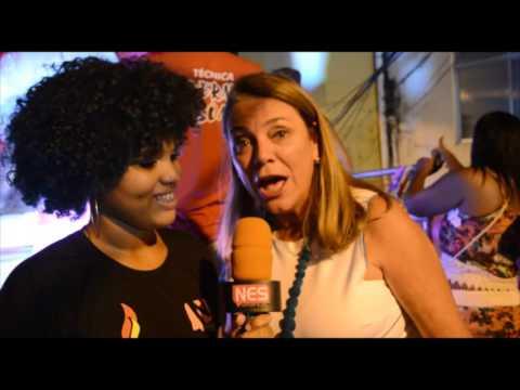 Carnaval 2017 - Entrevista com a Deputada Estadual Fabíola Mansur