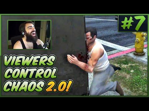 Viewers Control GTA V Chaos 2.0! #7 - S03E07