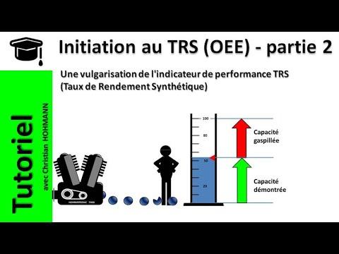 Initiation au TRS 2ème partie (vidéo)