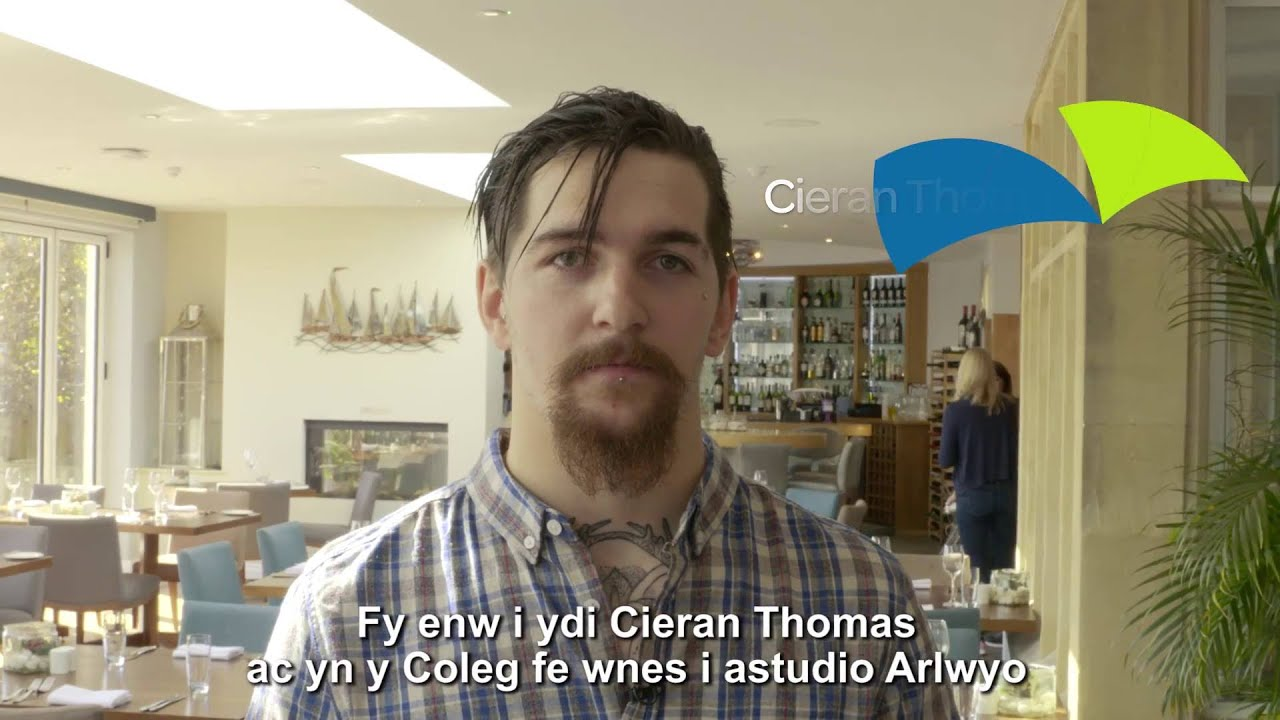 CAVC Alumni: Cieran Thomas - YouTube