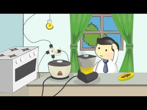 ¿Tu casa o tus electrodomésticos sacan chispas?
