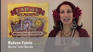 Did you know? Madame Pamita does private readings but she can also do readings for your party or event too!  For more information, go to parlourofwonders.comMake your joyful occasion just that much more special with a fun, professional tarot entertainer in costume at your soiree. Your guests will receive the gift of an amazingly accurate and uplifting reading filled with love, light and fun: the perfect party entertainment! With readings by Madame Pamita, you will have an event that will be talked about for years to come!