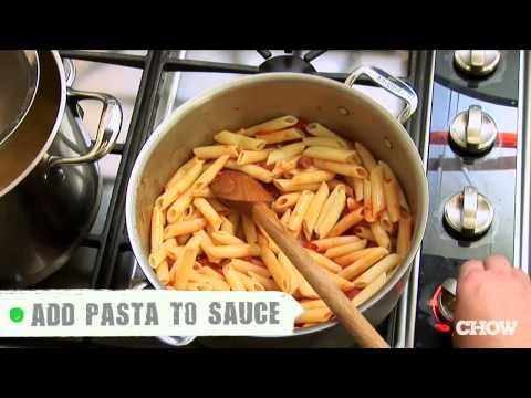 Sådan koger du den perfekte pasta