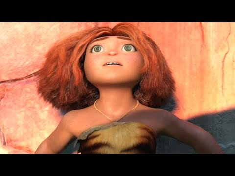The Croods Trailer 2013 Dreamworks Movie - Official [HD]