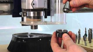 How to Install a Router Bit on a Spindle