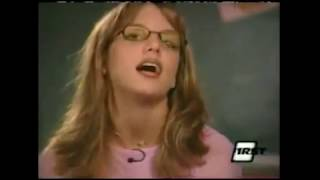 Britney Spears - MTV first interview 1999